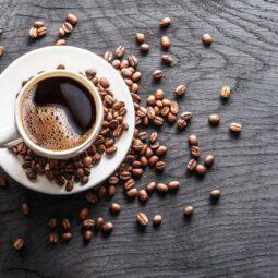 effets de la caféine sur le corps humain